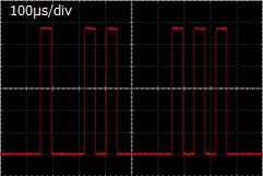 FOLS-07 デジタルパターン発光