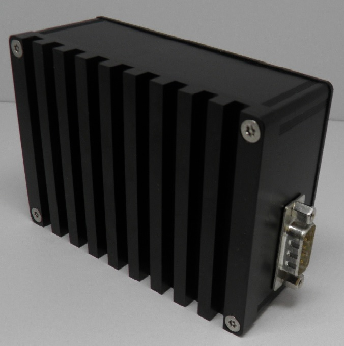 組込用SMファイバ出力LD光源(リアパネル)